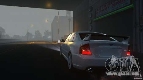 PhotoRealistic ENB V.2 Mid End PCs para GTA 4 sexto de pantalla
