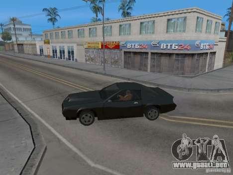 Nuevas texturas de Los Santos para GTA San Andreas octavo de pantalla