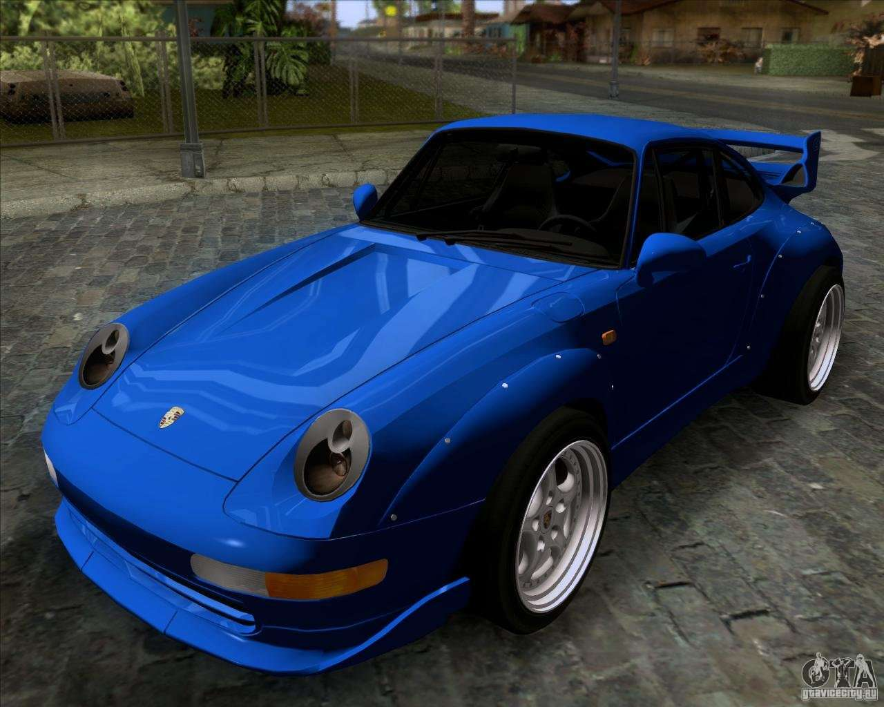 porsche 911 gt2 rwb dubai sig edtn 1995 para gta san andreas. Black Bedroom Furniture Sets. Home Design Ideas
