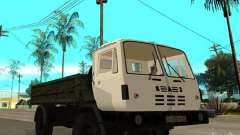 KAZ 4540 dump truck para GTA San Andreas