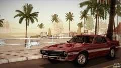 Shelby GT500 428 Cobra Jet 1969 para GTA San Andreas