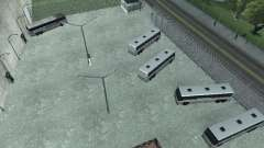 Bus Parque versión v1.2 para GTA San Andreas