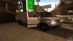 Chevrolet Van G20 para GTA San Andreas