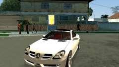 Mercedes Benz SLK 300 para GTA San Andreas