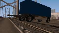 Remolque para MAN TGA 28430 PALIFT para GTA San Andreas