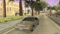 Mercedes Benz C220 para GTA San Andreas