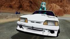 Ford Mustang Drift para GTA San Andreas
