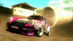 Porsche 911 Pink Power para GTA San Andreas
