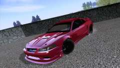 Ford Mustang SVT Cobra 2003 Black wheels
