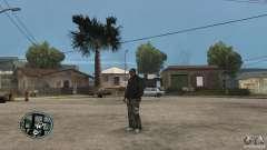GTAIV HUD para una amplia pantalla (16: 9) v2 para GTA San Andreas