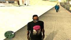 Skull Mask para GTA San Andreas