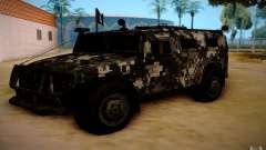 GAS 2725 de BO2 para GTA San Andreas
