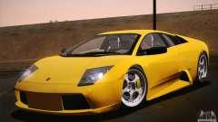 Lamborghini Murcielago 2002 v 1.0 para GTA San Andreas