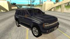 Chevrolet TrailBlazer 2003 para GTA San Andreas