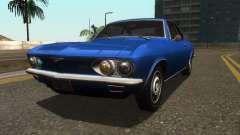Chevrolet Corvair Monza 1969