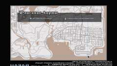 GTA V map para GTA San Andreas