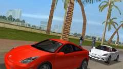 Toyota Celica 2JZ-GTE negro Revel