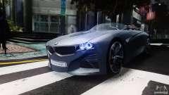 BMW Vision ConnectedDrive Concept 2011