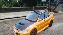 Mitsubishi Lancer Evo VI GSR para GTA 4