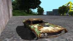 Ford Torino Cobra 429 SCJ para GTA San Andreas