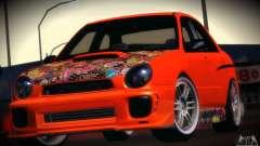 Subaru Impreza WRX para GTA San Andreas