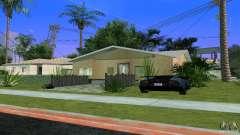 Nuevas texturas casa en Los Santos Denis