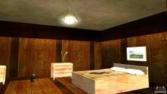 Nuevas texturas para la casa de CJ