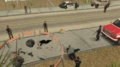Escena del crimen (escena del crimen) para GTA San Andreas