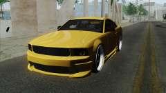 Ford Mustang GT Lowlife para GTA San Andreas