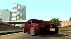 Volkswagen Bora DUB para GTA San Andreas