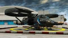 Helicóptero de transporte SA-2 Samson