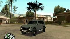 LADA Niva 21213 para GTA San Andreas