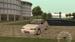 Velocímetro Lada Priora para GTA San Andreas