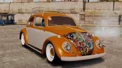 Volkswagen Fusca Edit
