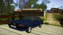Audi 80 1987 V1.0 para GTA San Andreas