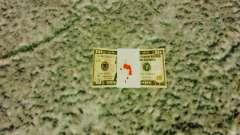 Estados Unidos los billetes en denominaciones de $ 10 para GTA 4
