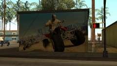 Cartel de GTA 5 para GTA San Andreas