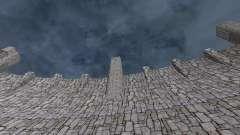 La nueva estructura de la presa para GTA San Andreas