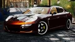 Porsche Panamera Gemballa Mistrale 2010