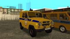 Policía UAZ 3151