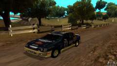 Ford Sierra RS500 Cosworth RallySport para GTA San Andreas