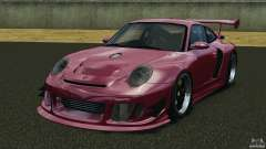 Porsche 997 GT2 Body Kit 2 para GTA 4