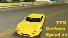 TVR Cerbera Speed 12