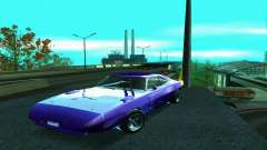 Dodge Charger Daytona SRT10 para GTA San Andreas
