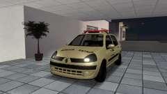 Renault Clio Symbol Police