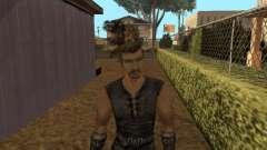Pak pieles de Gothic 1 para GTA San Andreas