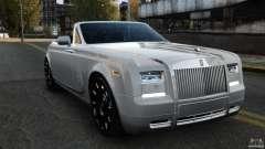 Rolls-Royce Phantom Convertible 2012 para GTA 4