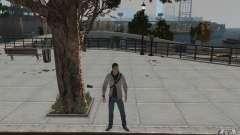 Desmond Miles de AC3 para GTA 4