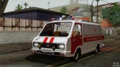 Ambulancia RAF 22031 Latvija
