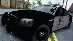Chevrolet Caprice 2011 Police
